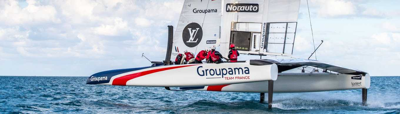 Groupama Team France / Class AC
