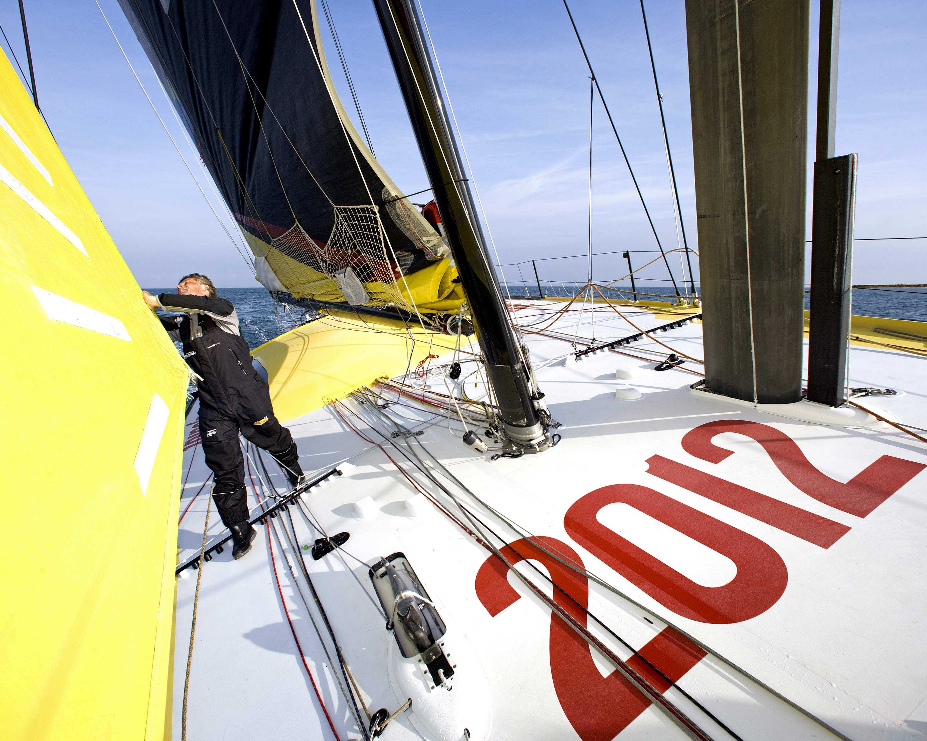 IMOCA 60' | © Th. Martinez