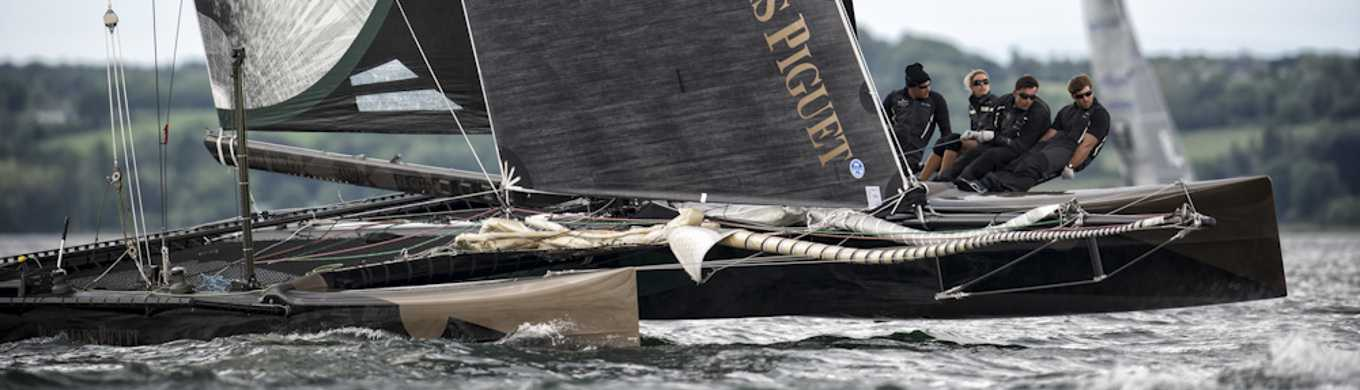 Ladycat powered by Spindrift Racing / Décision 35 - SUI10